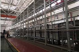 西南地区客户QPQ生产线
