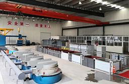 华东地区客户QPQ生产线
