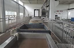 华中地区客户QPQ生产线